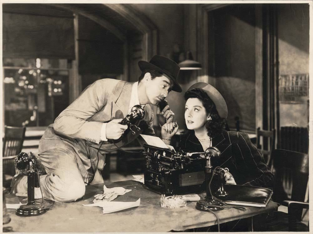 His Girl Friday (1940)