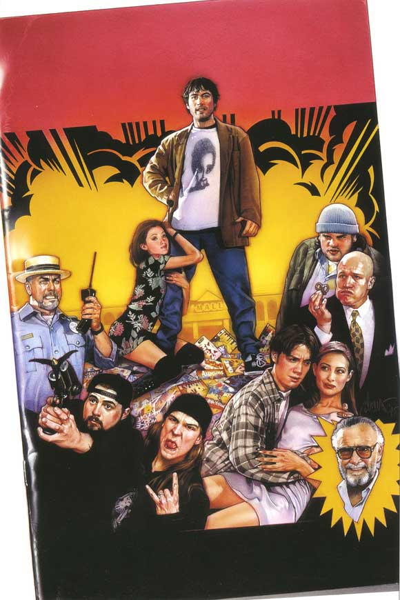 Mallrats movie