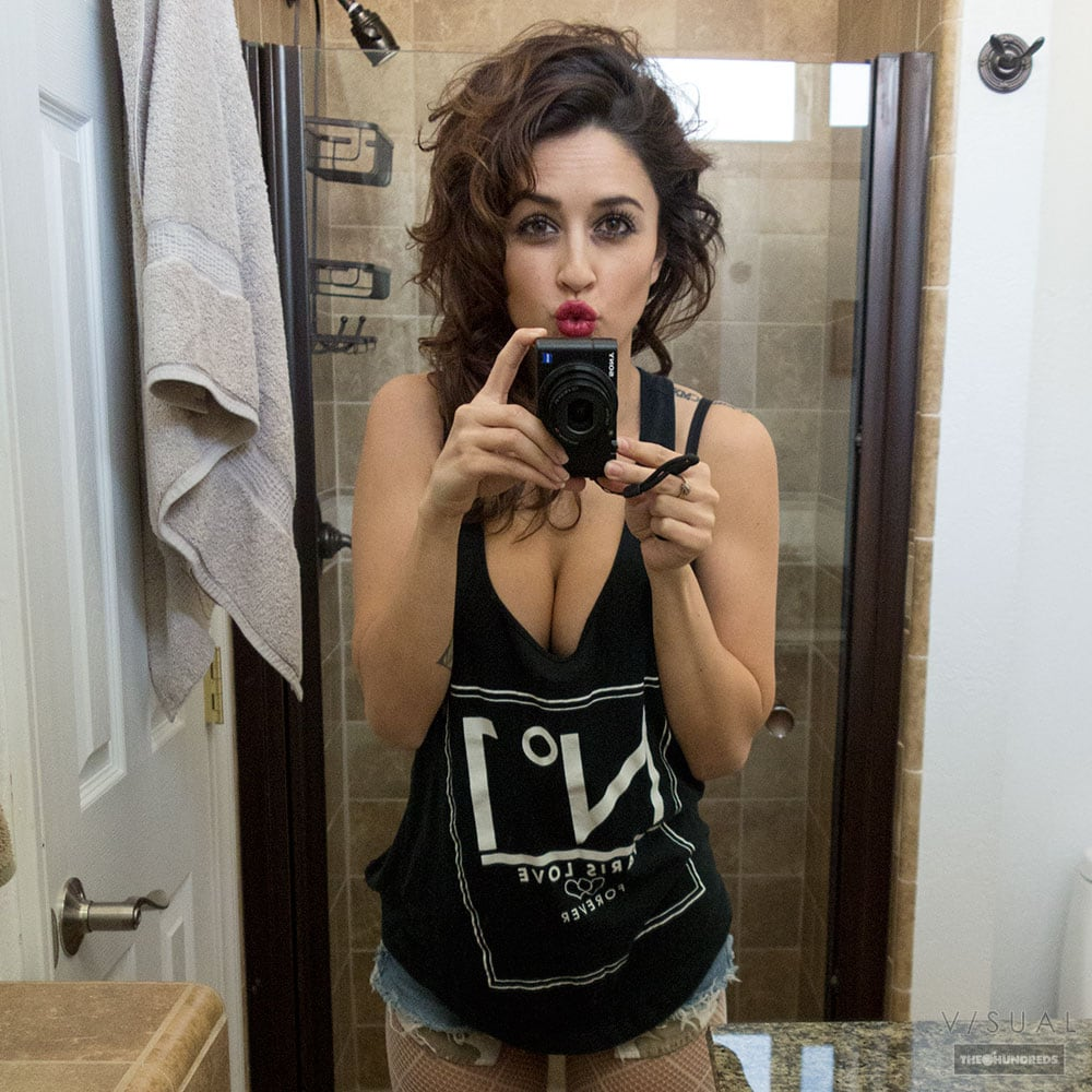 butt Selfie Tianna Gregory naked photo 2017