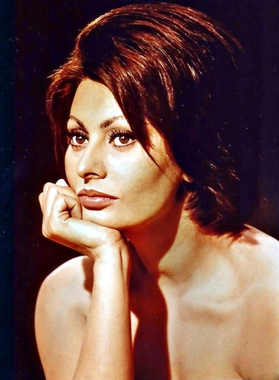 Picture of Sophia Lore...