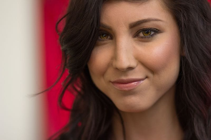 briana cuoco the voice audition
