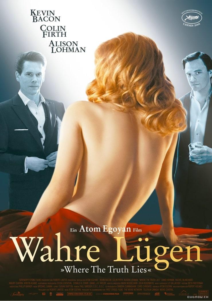 Sex lies and videotape movie poster