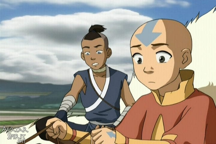 Picture of avatar the last airbender