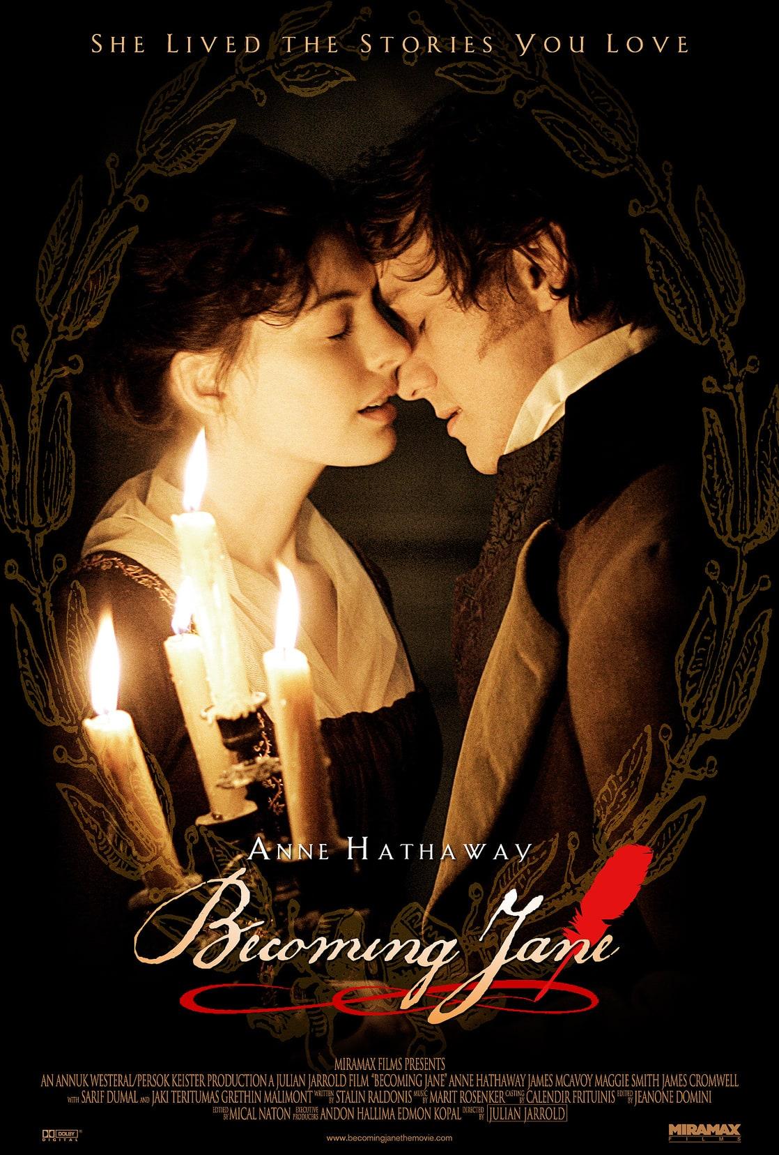 becoming jane 2007 movie