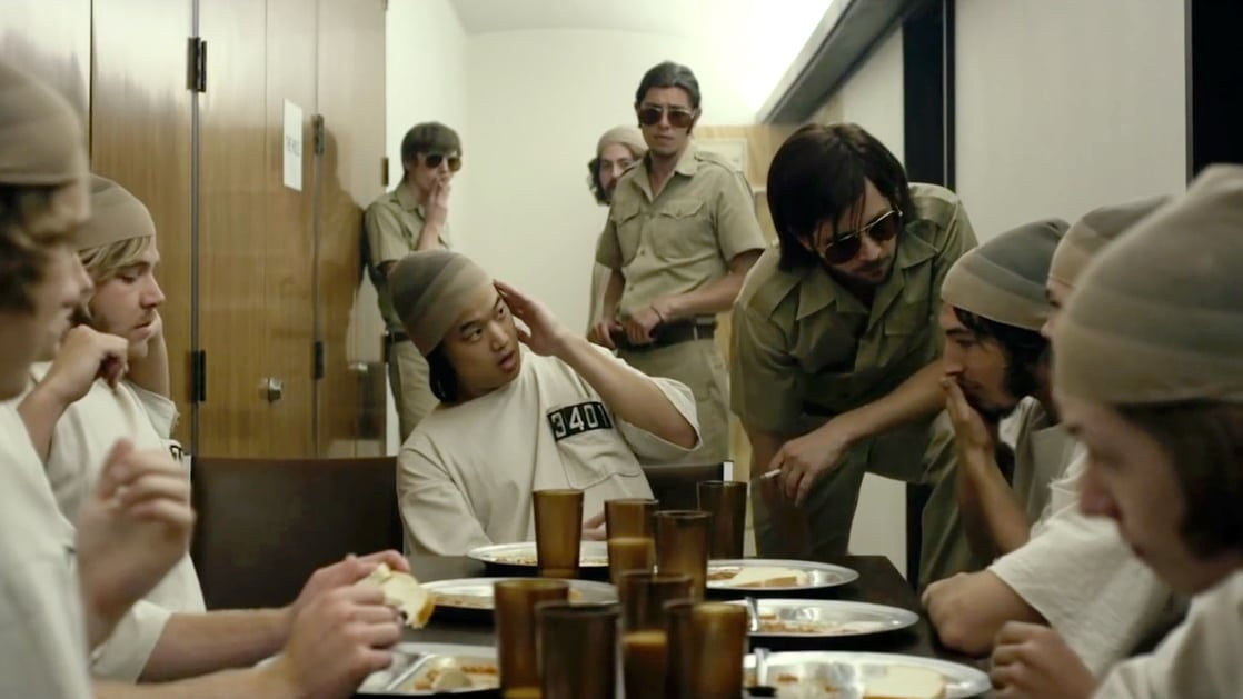 the stanford prison experiment essay I know i would, but learning about the stanford prison experiment has made me  question what would really happen if i was there would i be the submissive.