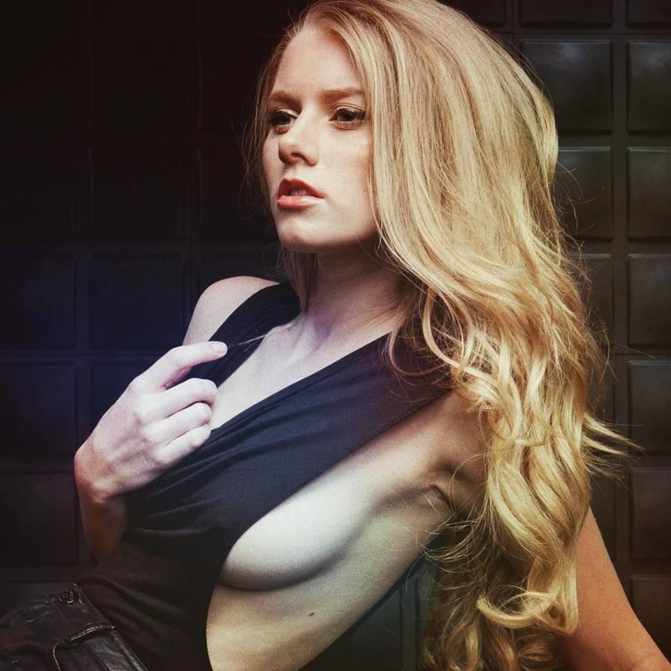 Alena Savostikova Nude Photos 7