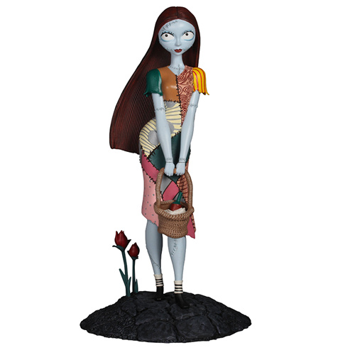 Picture of The Nightmare Before Christmas Sally Femme Fatales Statue Nightmare Before Christmas Sally Full Body