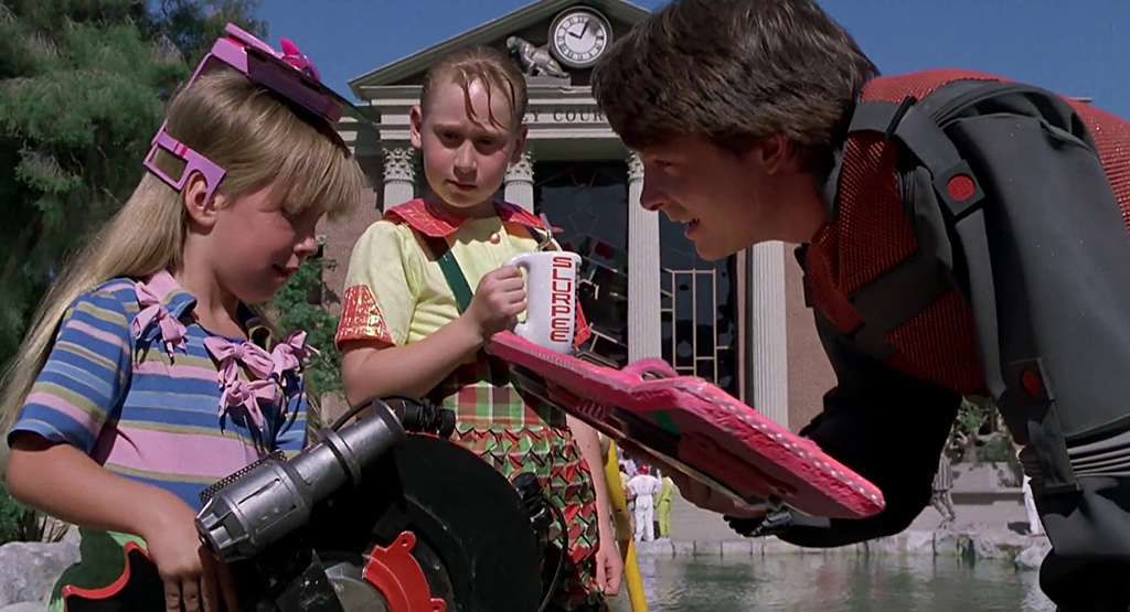 Picture of back to the future part ii