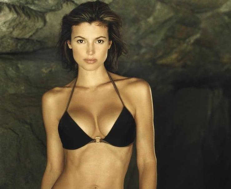 Michelle smith in bikini