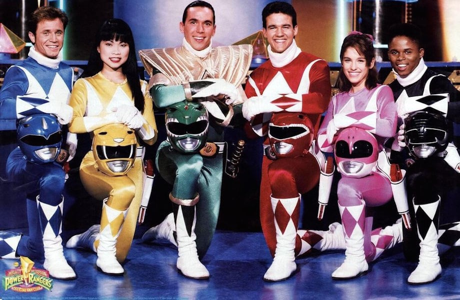 Mighty Morphin Power Rangers  sc 1 st  Listal & The Evolution of Power Rangers Costume list