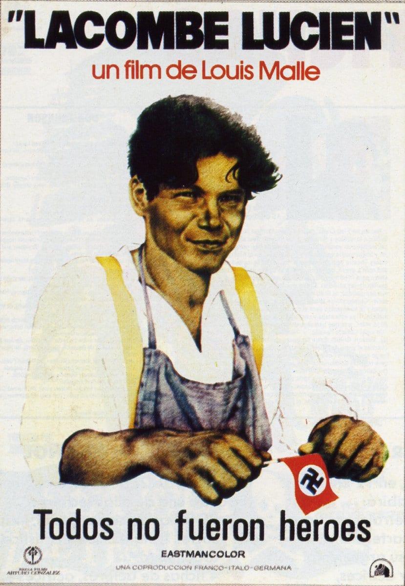 lacombe lucien Lacombe lucien, durante la segunda guerra mundial, lucien lacombe, un  joven campesino cuyo padre está prisionero en alemania intenta ingresar en la.