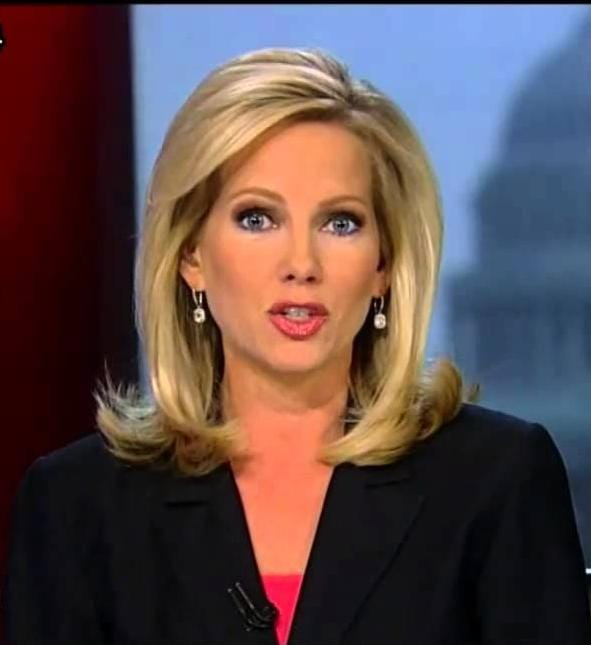 Shannon Bream | hairstylegalleries.com