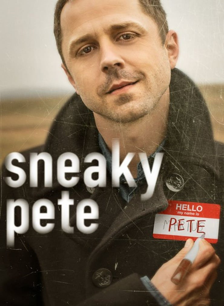 Ethan Embry Sneaky Pete: Picture Of Sneaky Pete (2015