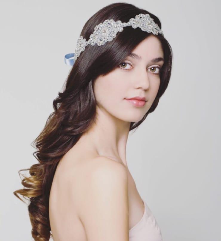 Emilia Ares Zoryan  nackt