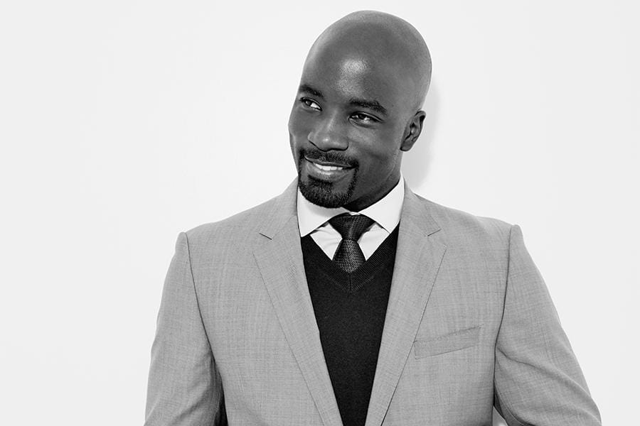 mike colter and wife