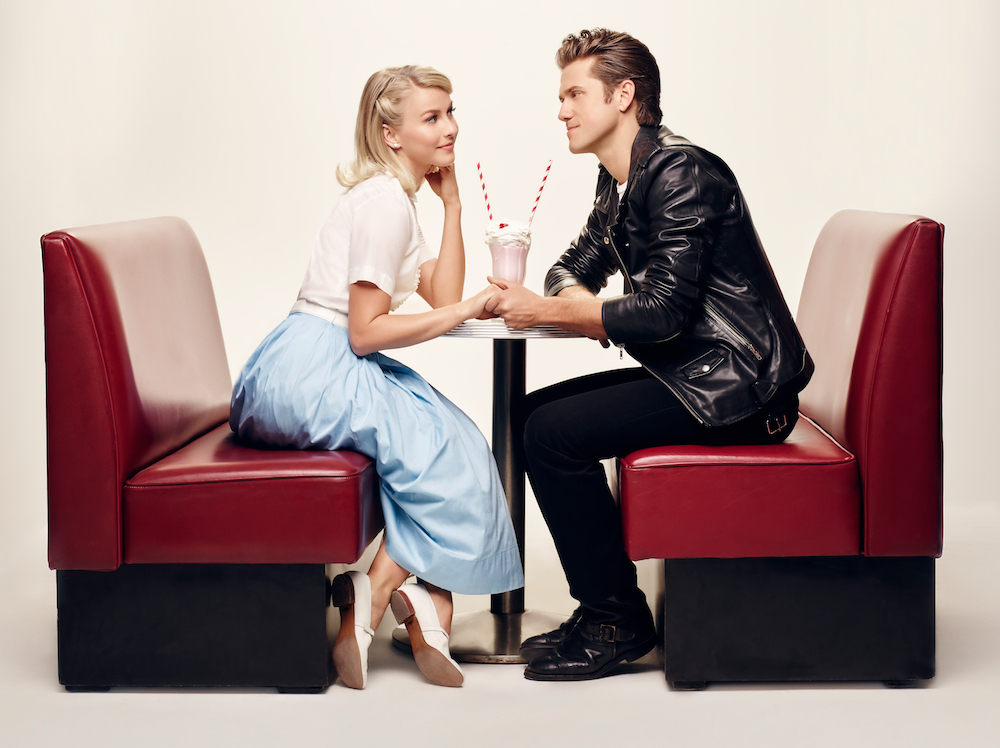 picture of grease live