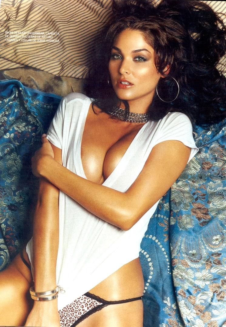 Blanca soto boobs naked
