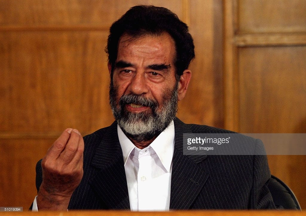 the life of saddam hussein essay Saddam hussein essays saddam hussein, an iraqi political leader, was born to  a poor arab family on april 28, 1937 hussein studied law in egypt after his.