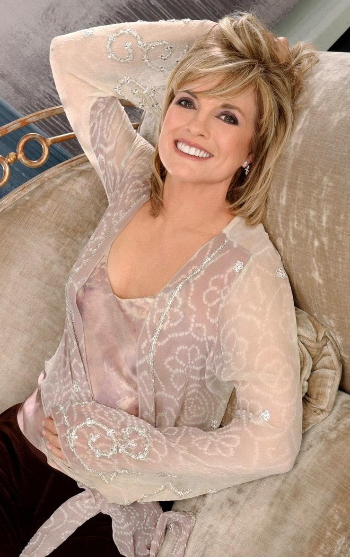 Charlene tilton linda gray pictures, photos images