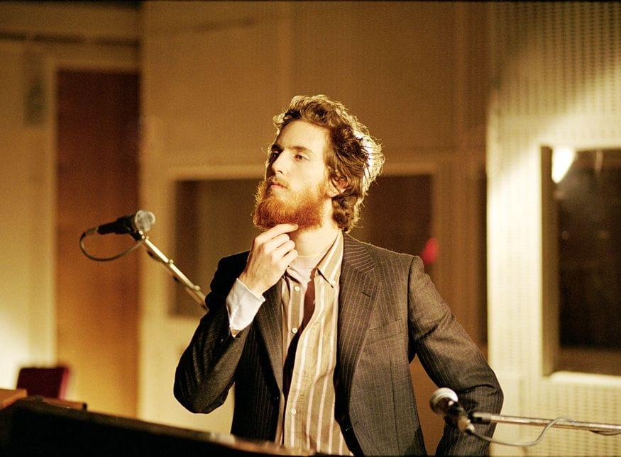 Jesse Carmichael wears  (Suit )