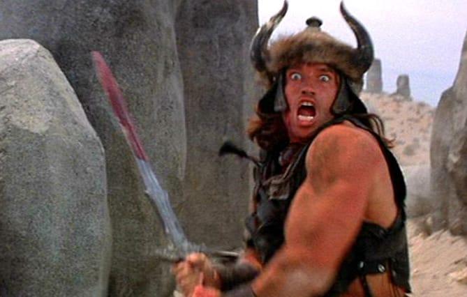 Conan the Barbarian