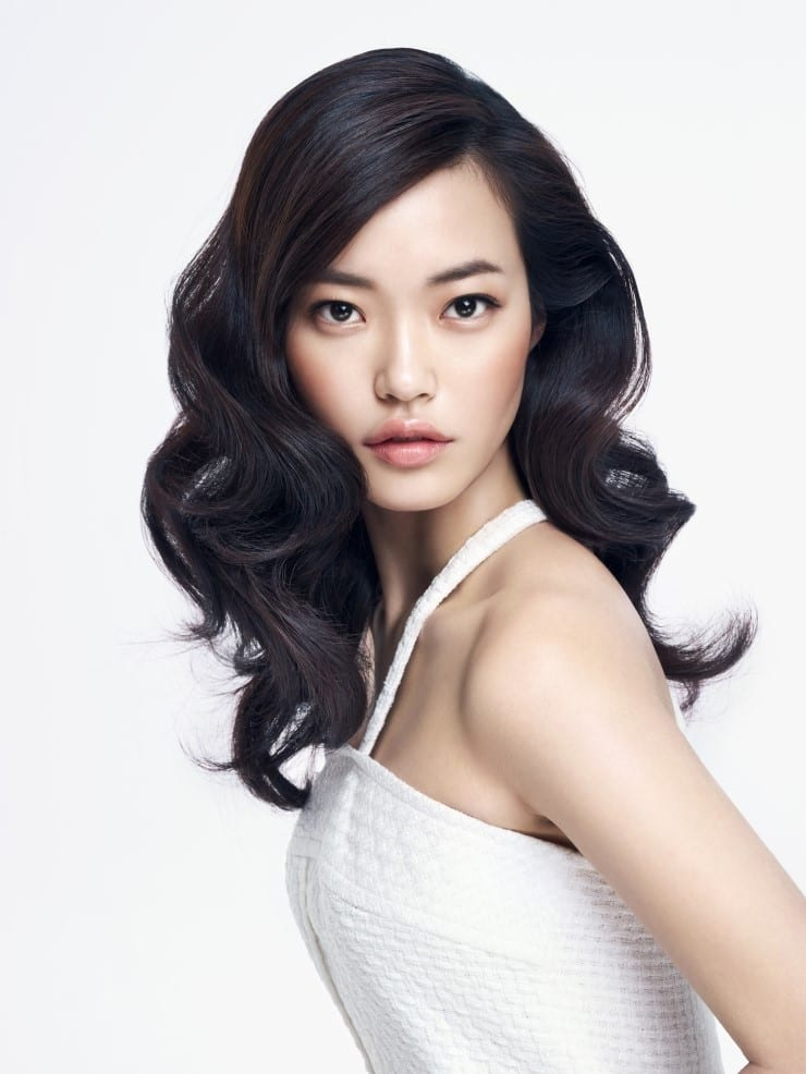 Asian hair honor #14