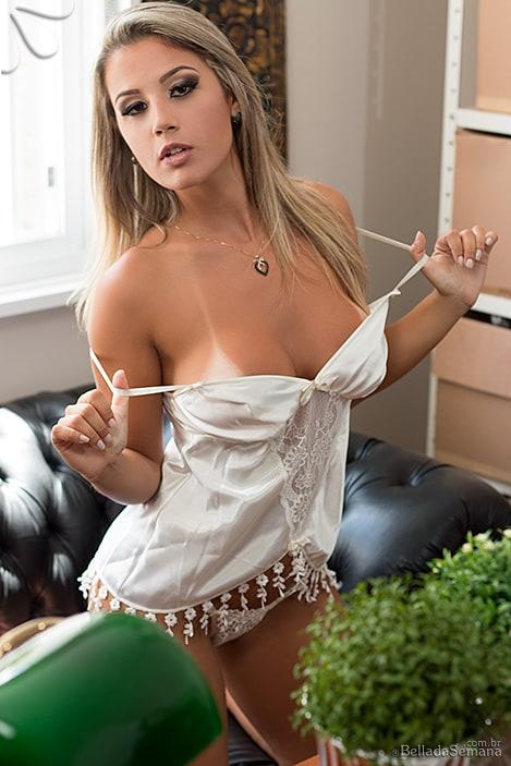 Huge tit photos stretching shirts