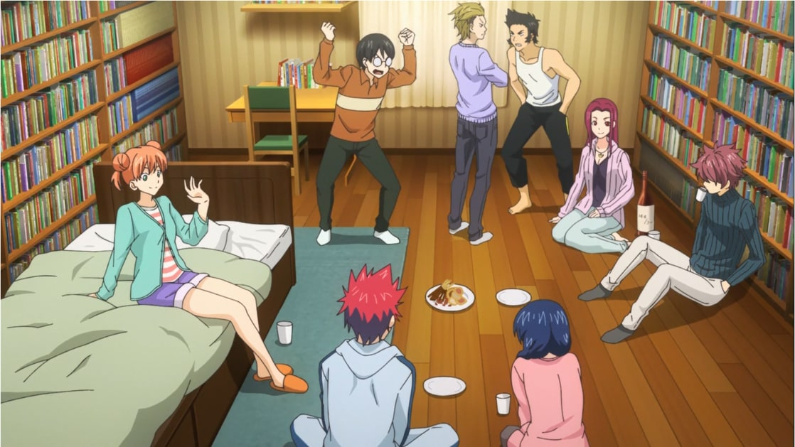 Food Wars: Shokugeki no Soma (食戟のソーマ)
