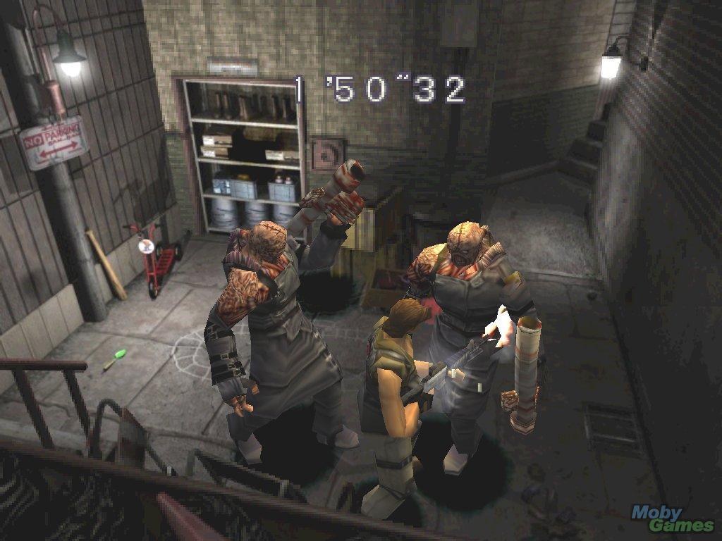 Resident Evil 3 Nemesis Psx Eboot