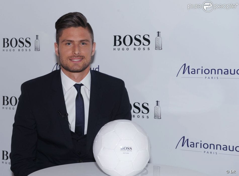 picture of olivier giroud. Black Bedroom Furniture Sets. Home Design Ideas